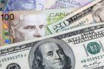 بيع الدولار الأمريكي مقابل الدولار الكندي لكن حذر!