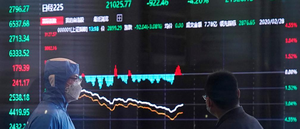 stock markets أسواق المال العالمية