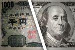تحليل و فرص التداول الين الياباني مقابل الدولار و اليورو