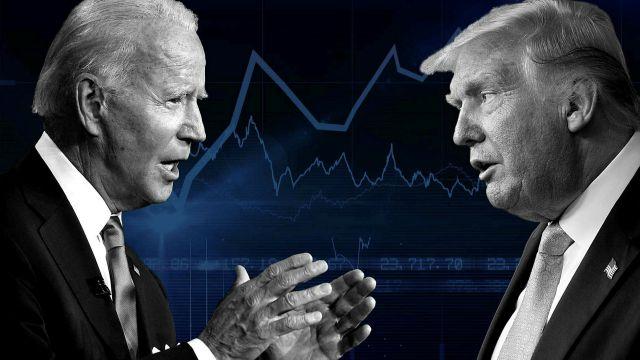 المناظرة الأولى بين ترامب وبايدن : على ماذا سوف يركز المستثمرون في أسواق الأسهم الأمريكية