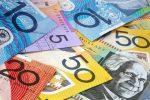 قوة الدولار الأمريكي تكبح ارتفاع الدولار الاسترالي والجنيه الإسترليني: